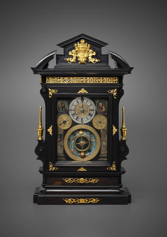 Horloge astronomique - Galerie Kugel