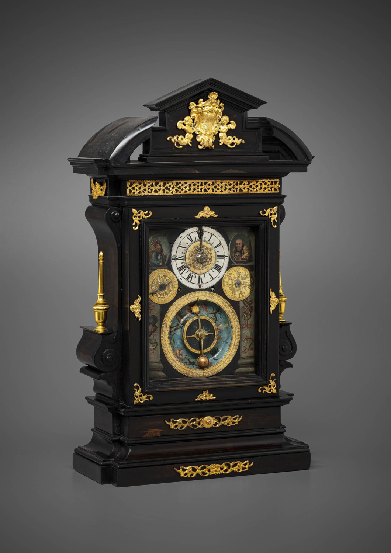 An astronomical clock - Galerie Kugel