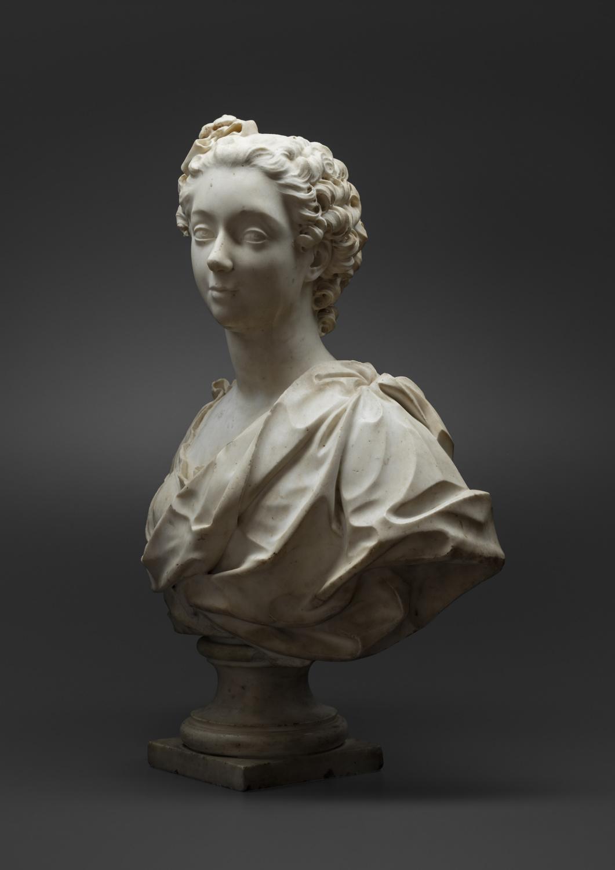Bust of Madame de Troy - Galerie Kugel