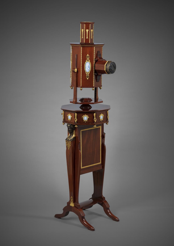 A Directoire magic lantern - Galerie Kugel