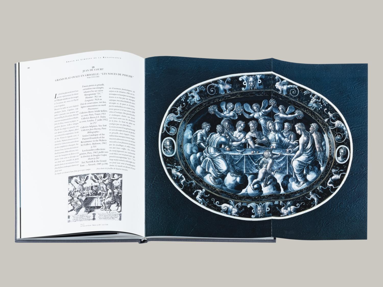 Émaux de Limoges de la Renaissance, provenant de la collection de M. Hubert de Givenchy - Galerie Kugel