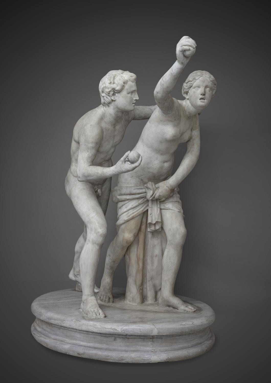 The Barberini Atalanta and Hippomenes - Galerie Kugel