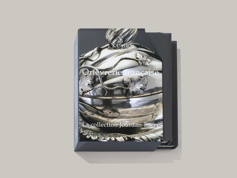 Orfèvrerie française, la collection Jourdan-Barry - Galerie Kugel