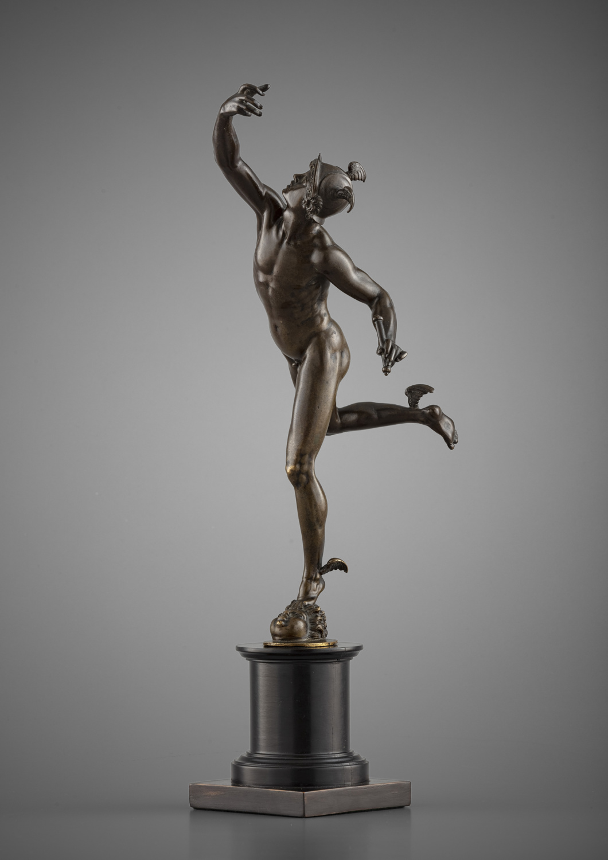 Figure of Mercury - Galerie Kugel