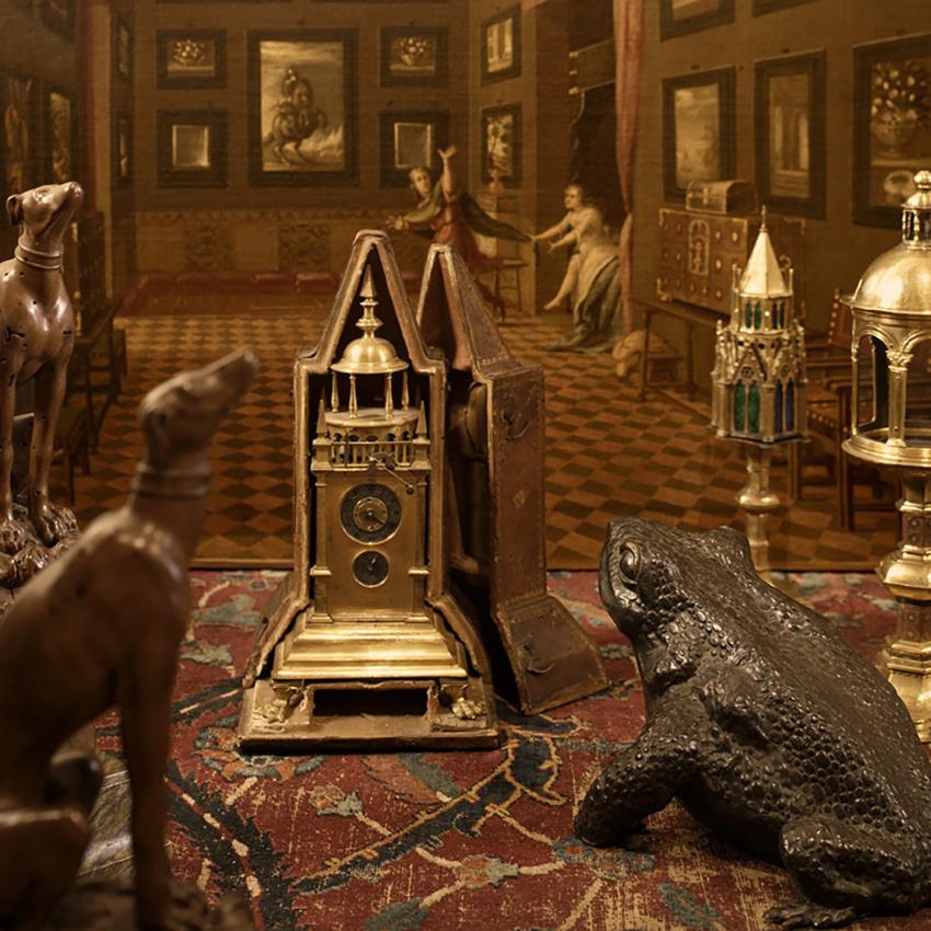 Hommage to Nicolas Landau - Galerie Kugel