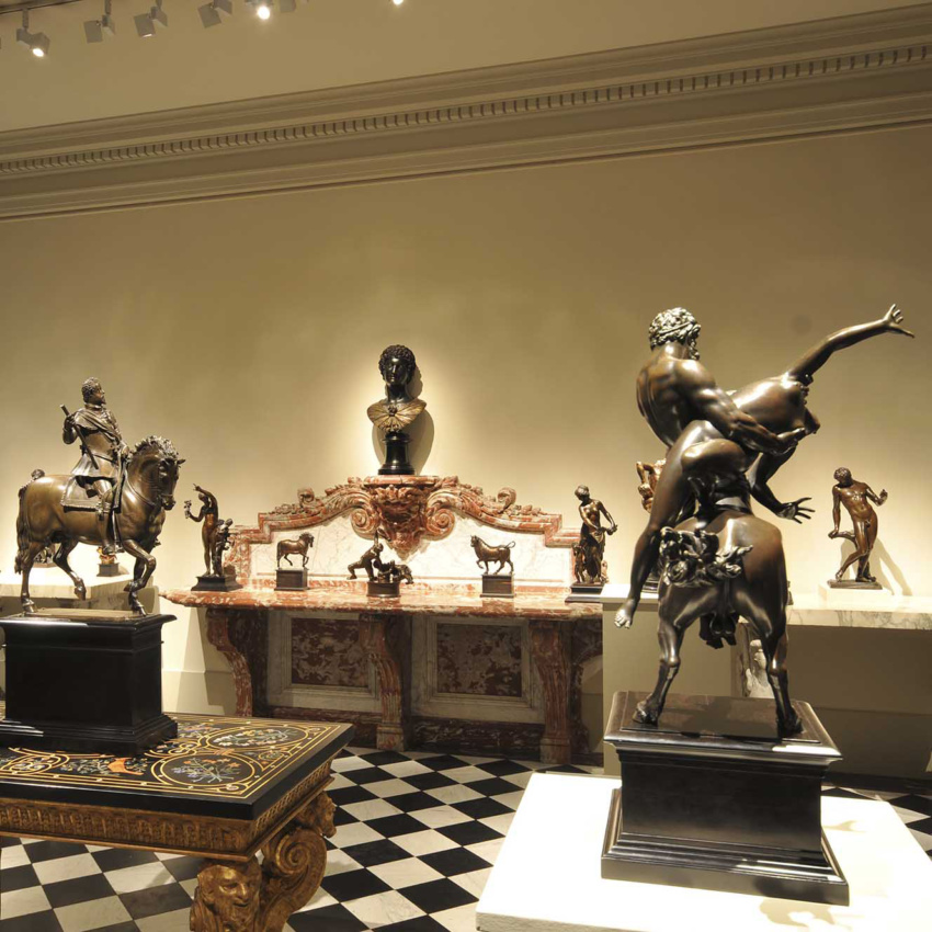 The Bronzes of the Prince of Liechtenstein - Galerie Kugel